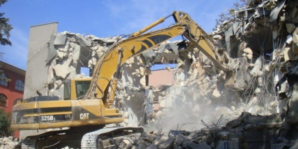 Облекчават общините и бизнеса с нова наредба за строителните отпадъци