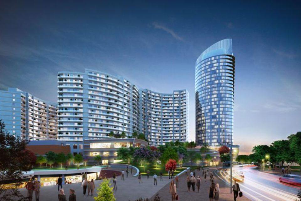 До няколко години в София ще има още три небостъргача