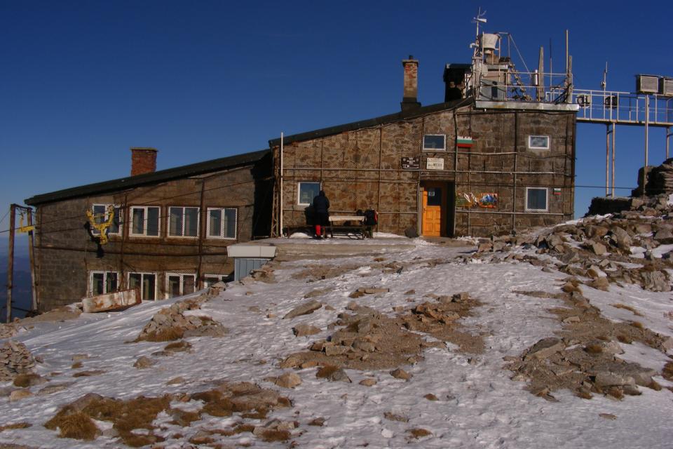 Метеорологичната станция на Мусала е проектирана от архитект на БДЖ