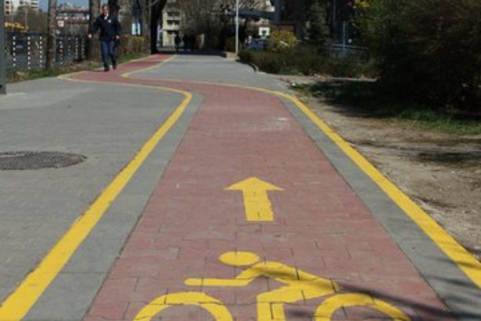 Изграждат още 140 км велоалеи в столицата до 2019-а