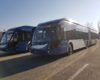 Жителите на Бургас посрещат празника на града с модернизиран градски транспорт