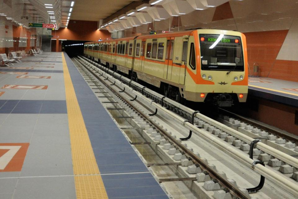 През 2019 г. пускат 8 от 16-те станции от третия метродиаметър