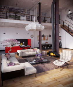 Modern-Industrial-Interior-Design