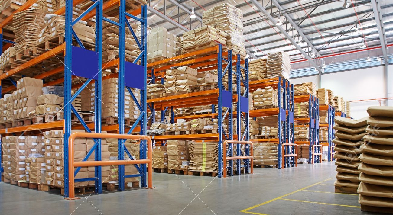 3576840-warehouse-with-multilayer-racks-in-a-factory-Stock-Photo-logistics-warehouse