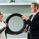 Bridgestone delivers Tyres for World Solar Challenge