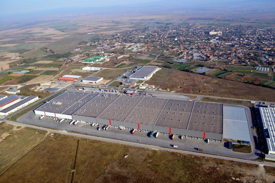 Ръст на строителната активност на индустриални площи