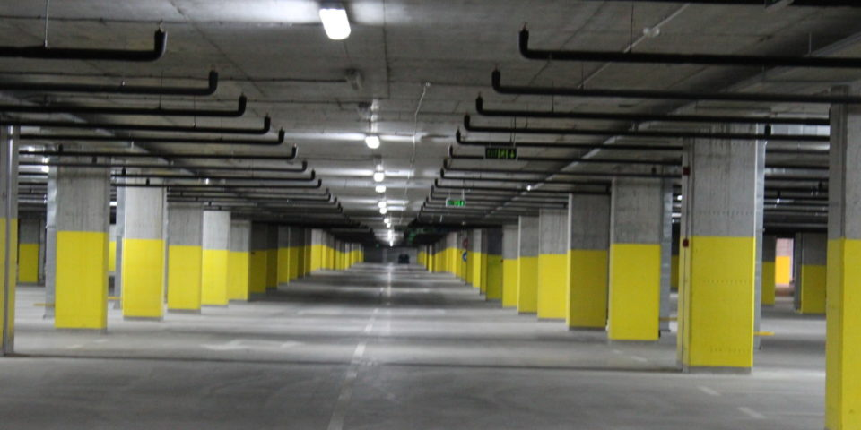 Затягат контрола при ползването на буферните паркинги към метрото в София