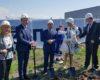 """Министър Караниколов направи първа копка на новия склад на """"Ролпласт Груп"""" АД на стойност 7 млн. лв."""
