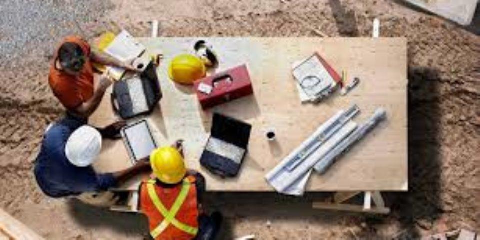 Строителството намалява през юни