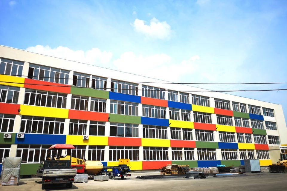 """Фандъкова: """"Общо 48 млн. лв. инвестира Столична община тази година за строителство и модернизация на училища и детски градини"""""""