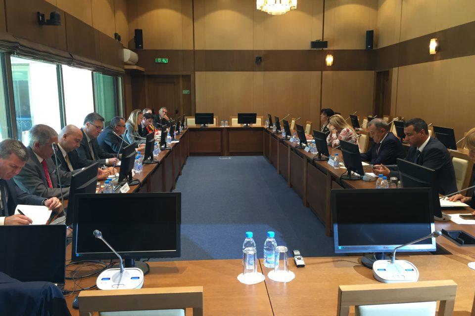 Зам.-министър Йовев: Чрез различни форми на публично-частно партньорство можем да развием и модернизираме пътната и водна инфраструктура