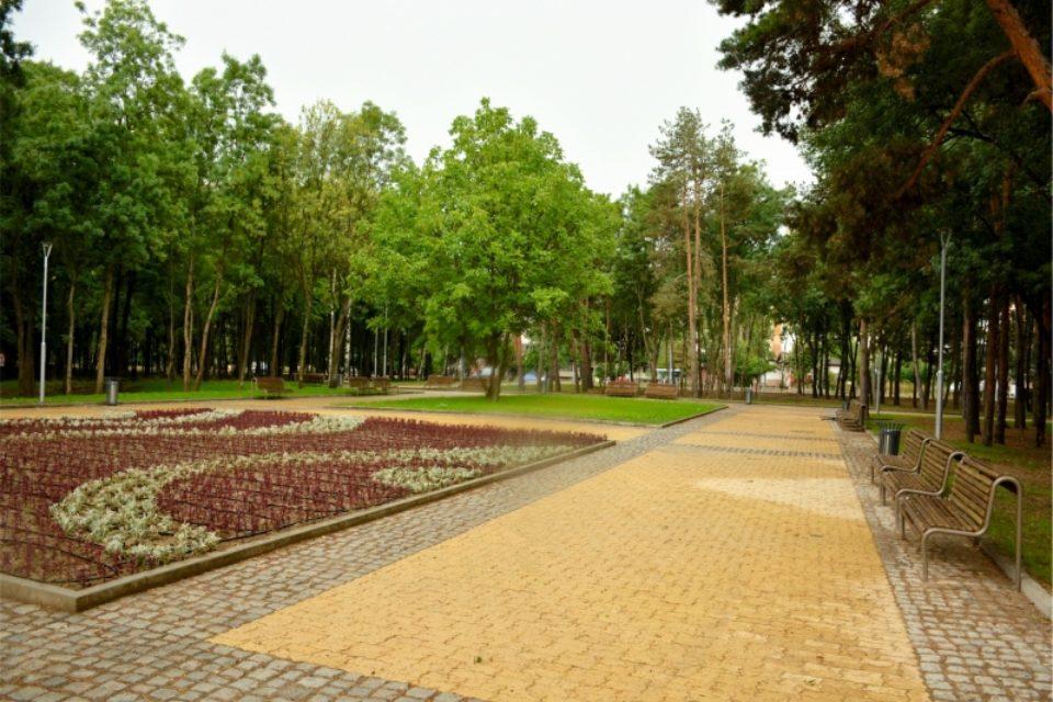 Над 95% от ремонтните дейности в Северния парк в София са изпълнени