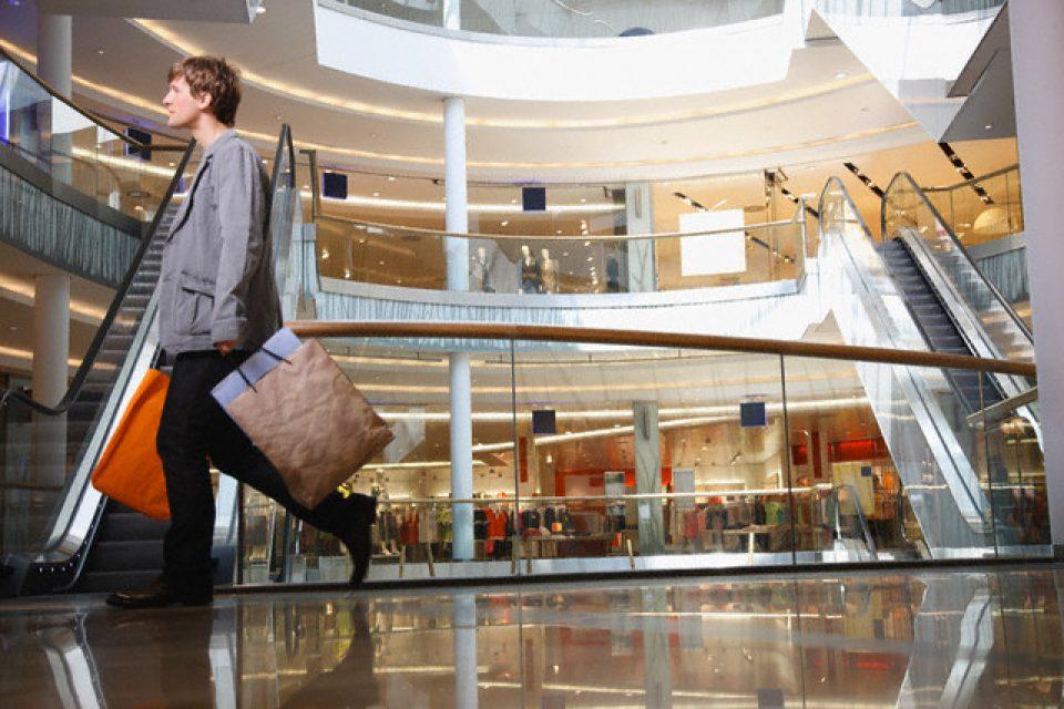 Наблюдава се пик на новооткритите площи в търговски центрове
