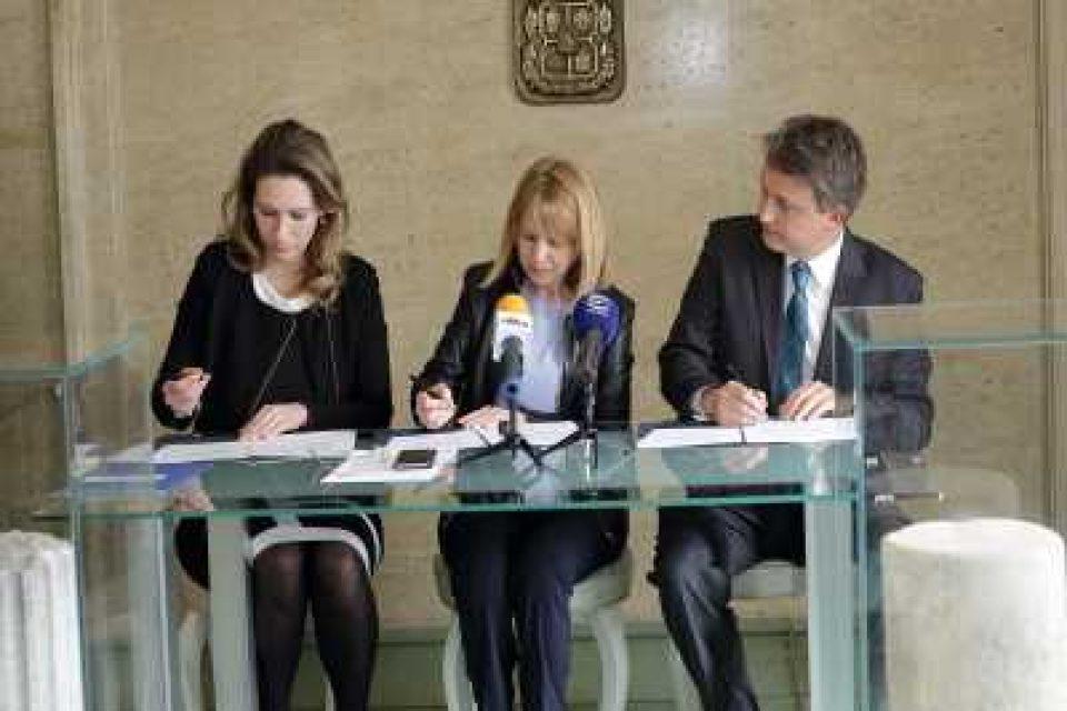 """Столична община подписа споразумение за сътрудничество в областта на иновациите с """"Клийнтех България"""" и InnoEnergy"""