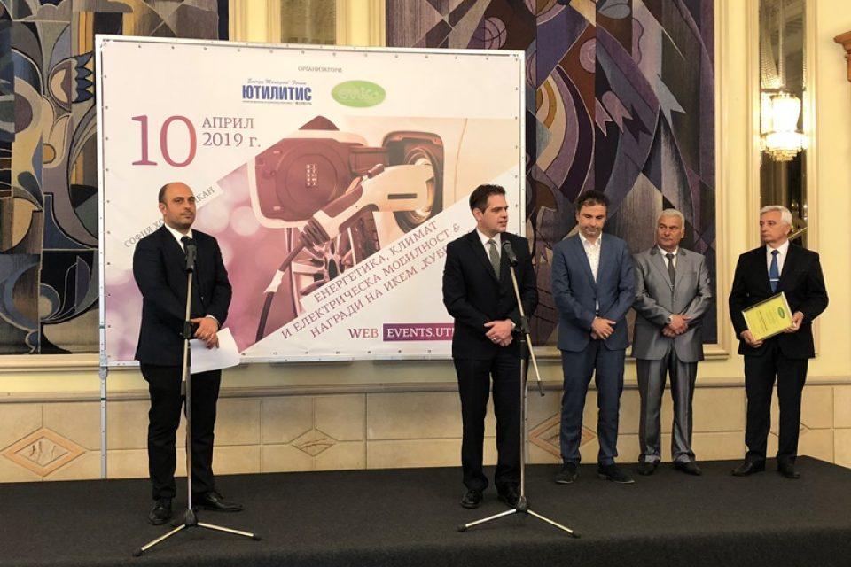 Заместник-министър Борисов: Към момента регистрираните електрически и хибридни превозни средства в страната са 7 246