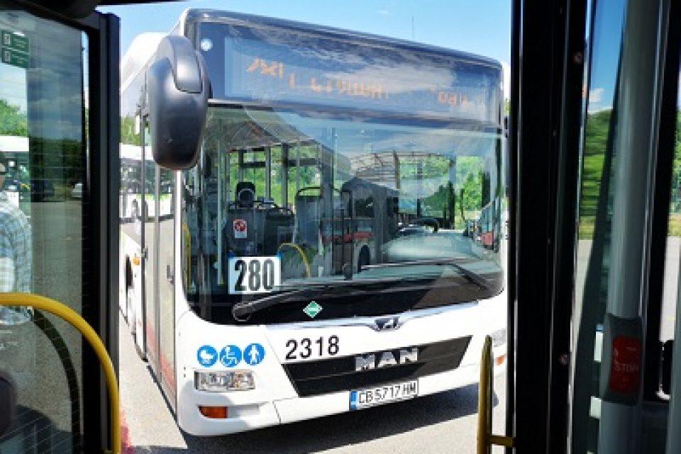"""20 нови автобуса тръгват в """"Столичния градски транспорт"""""""