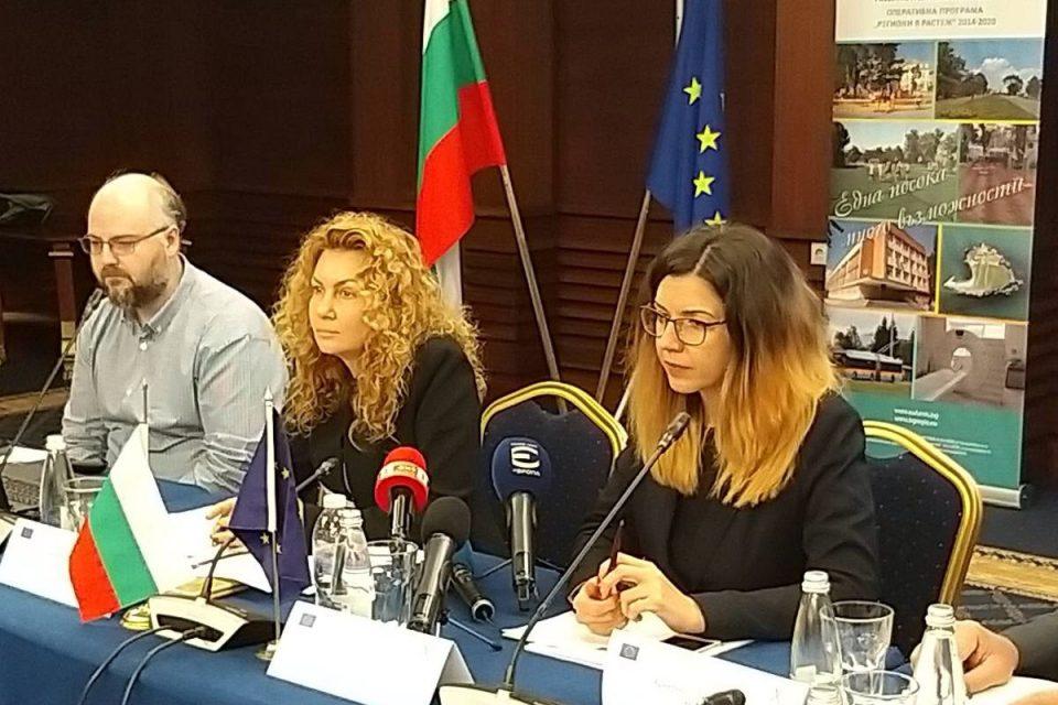 Градското развитие и подкрепа за регионите са основните приоритети на новата Оперативна програма за развитие на регионите в България за периода 2021-2027г.