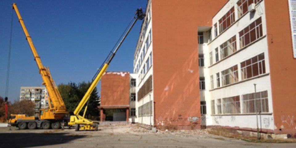 Ремонтират с евросредства още 7 професионални гимназии в страната