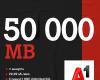 А1 вече дава до 250000 МВ интернет на максимална скорост с планове А1 ONE Unlimited