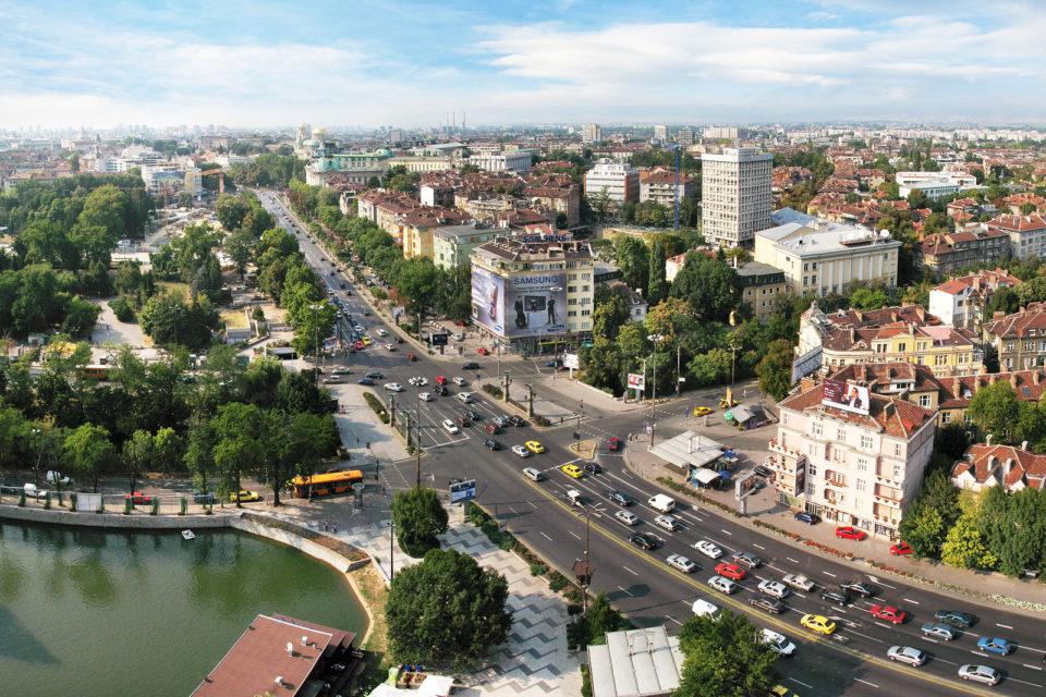 София е финалист в конкурса Зелена столица на Европа