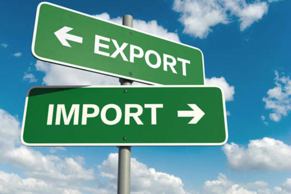 Ръст на вноса и износа за и от България