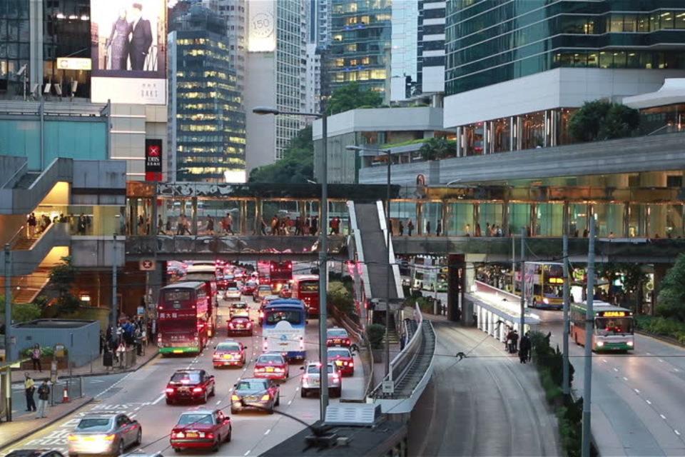 В Хонконг откриха тунел за 4.6 млрд. долара