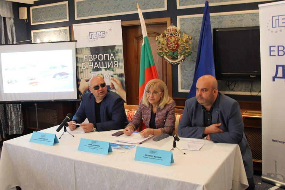 Силистра, Тутракан и селата Айдемир и Калипетрово ще имат нови водопроводни и канализационни мрежи с европейско финансиране