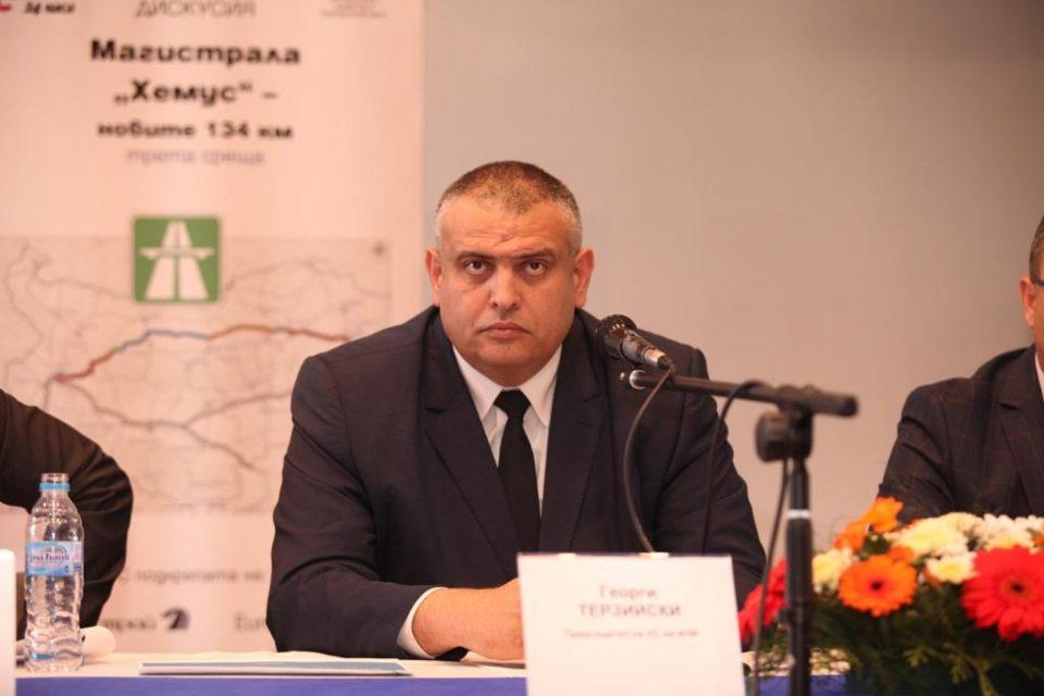 Георги Терзийски: Ремонтът на тунела на Околовръстния път на Ловеч ще завърши през юни, както е по договор
