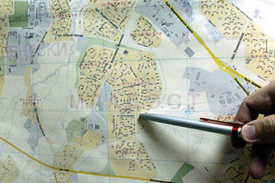 96% от територията на страната ще бъде покрита с кадастрална карта до края на годината