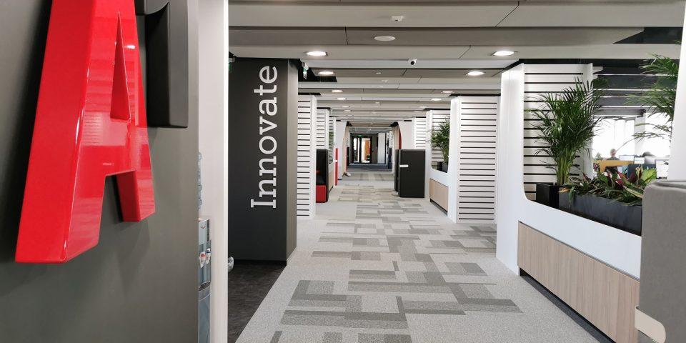 44% от фирмите са въвели форми на отдалечен достъп до офиса