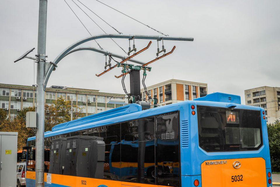 """Нови 30 електробуса в """"Столичен електротранспорт"""""""